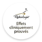 Logo les effets de la reikiologie sont cliniquement prouvés