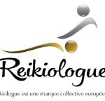 Logo Reikiologue est une marque collective européenne