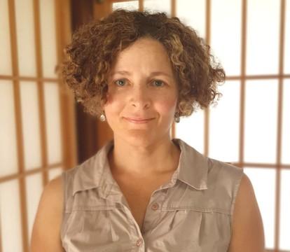 Portrait d'Isabelle Peres maître praticienne reiki